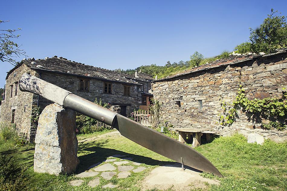 Resultado de imagen de Museo de Cuchillería oscos